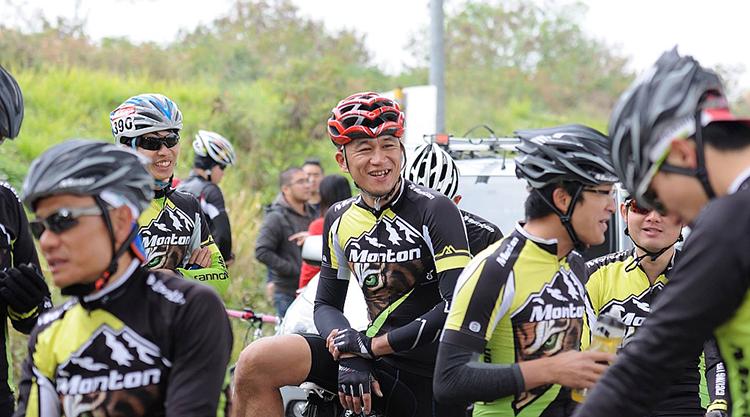 Monton Taiwan Cycling Team