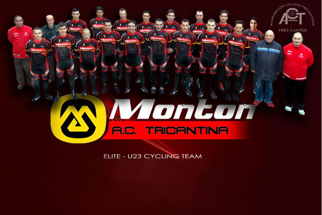 monton tricantina cycling team