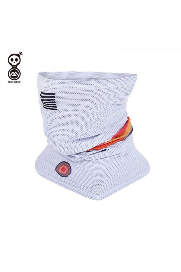 white sports headbands