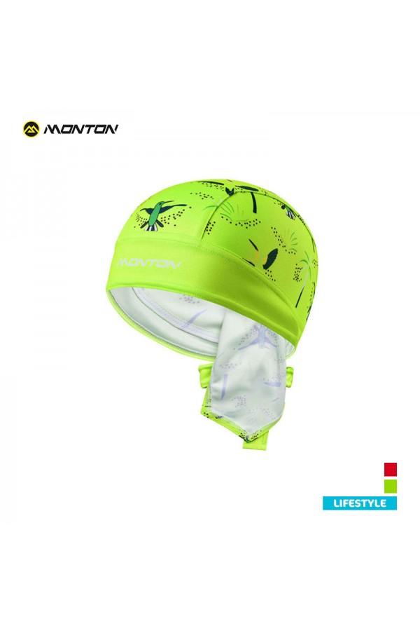 cycling bandana under helmet
