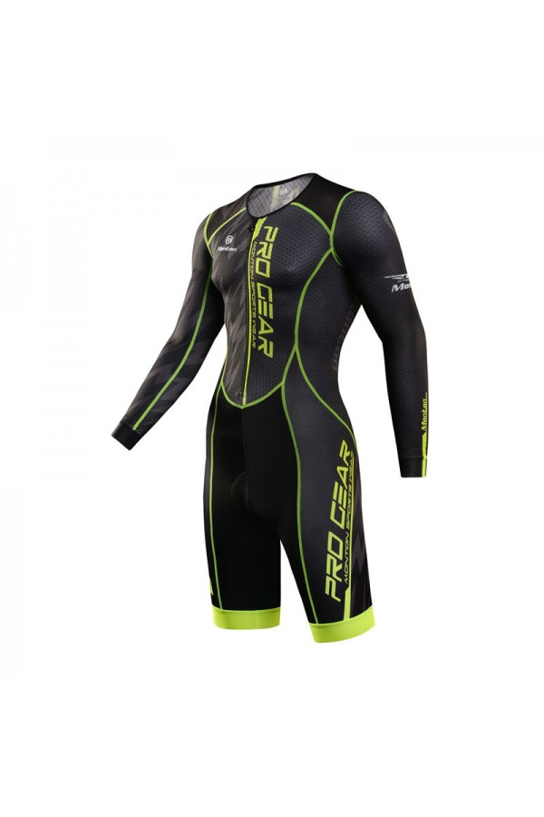 cycling skinsuit long sleeve