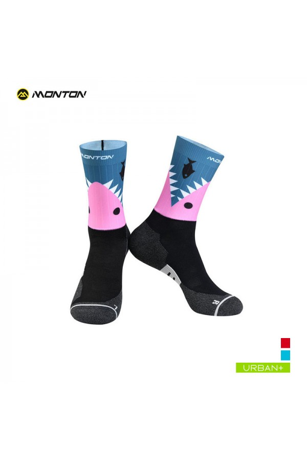 funky cycling socks