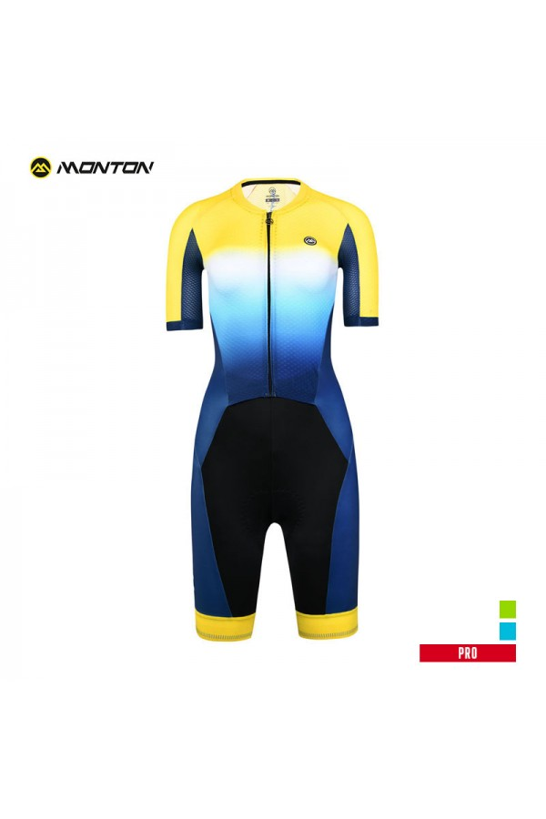 women's cycling skinsuit