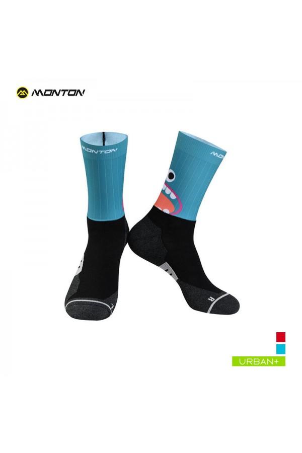 custom cycling socks