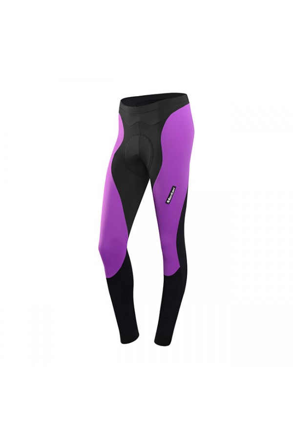 2015 Pro Plus Sarin Purple Womens Cycling Tights