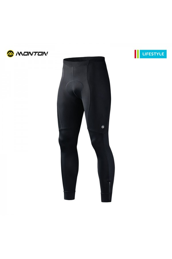 Long cycling pants