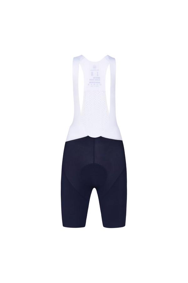 navy cycling bib shorts