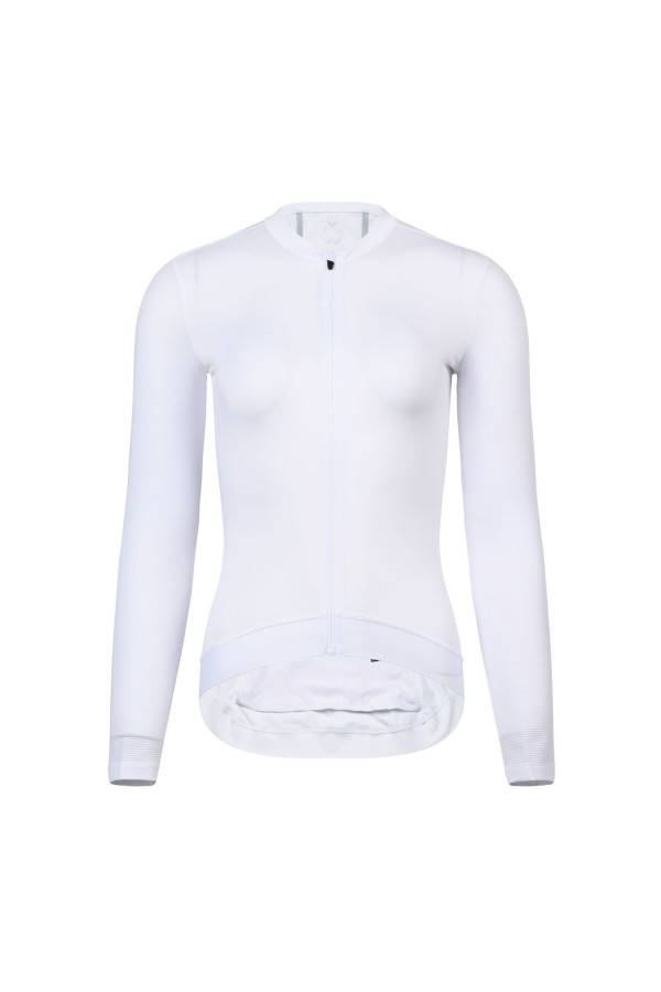 long sleeve summer cycling jersey