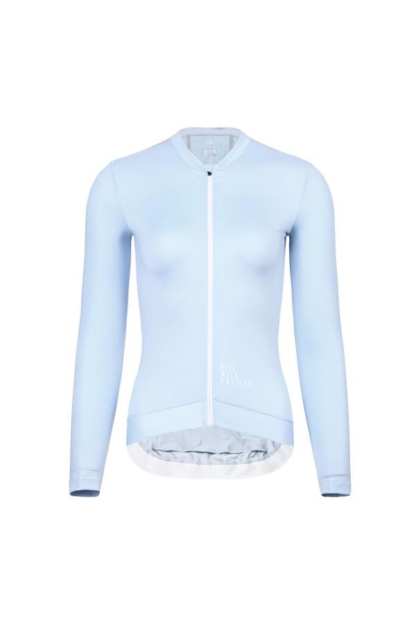 long sleeve biking jersey