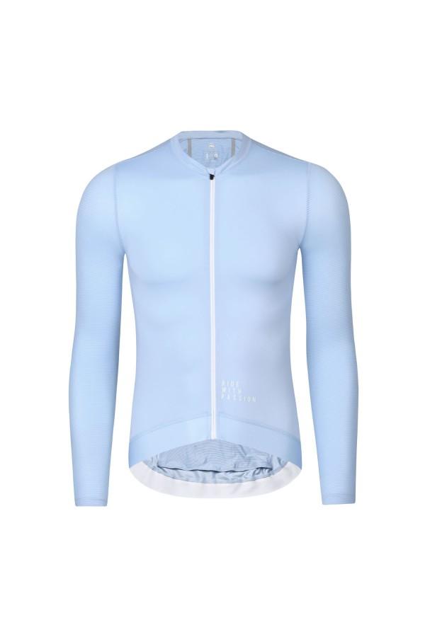 long sleeve cycling top