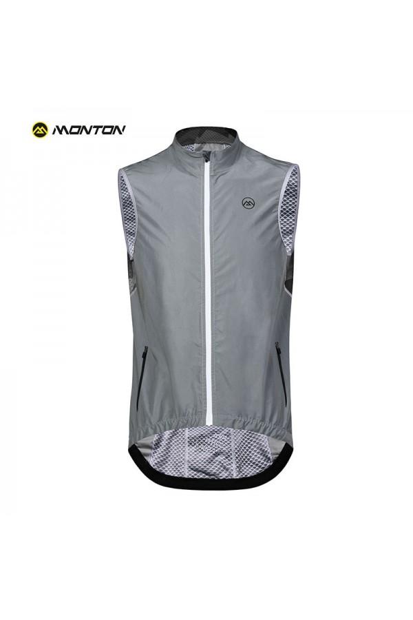 hi visibility cycling vest