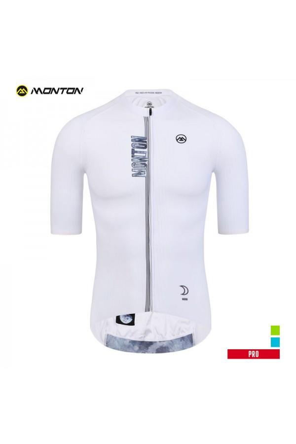 white cycling jersey men's