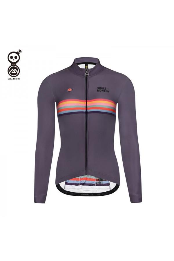 womens winter cycling jersey