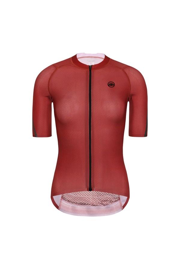 summer weight cycling jersey