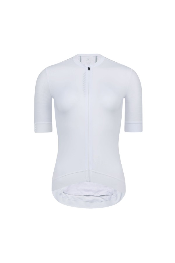 white cycling jersey women's