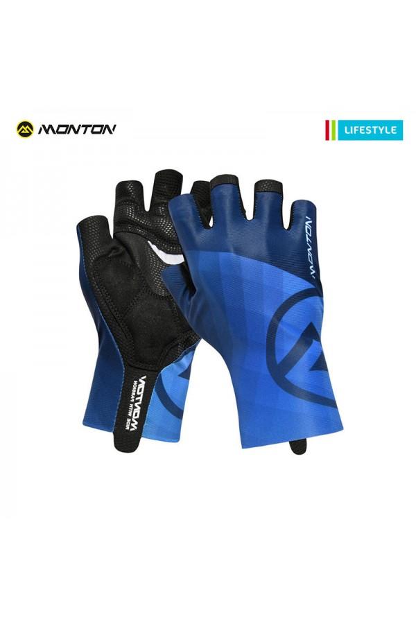 Bike riding gloves