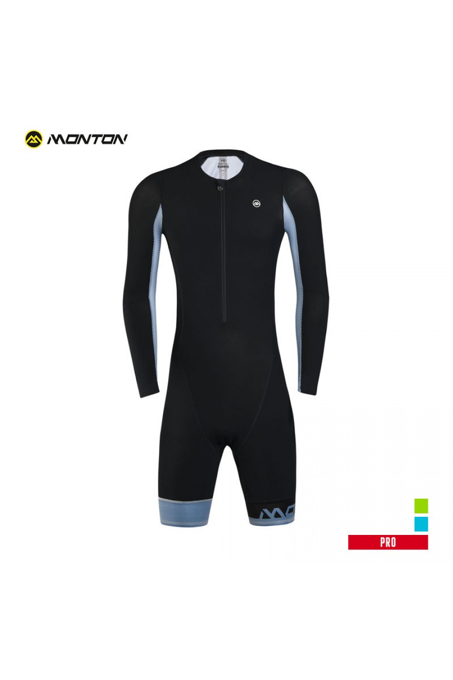 a6da7aa79a5 ... 2019 Long Sleeve Triathlon Suit Mens PRO Raceii. triathlon tri suit