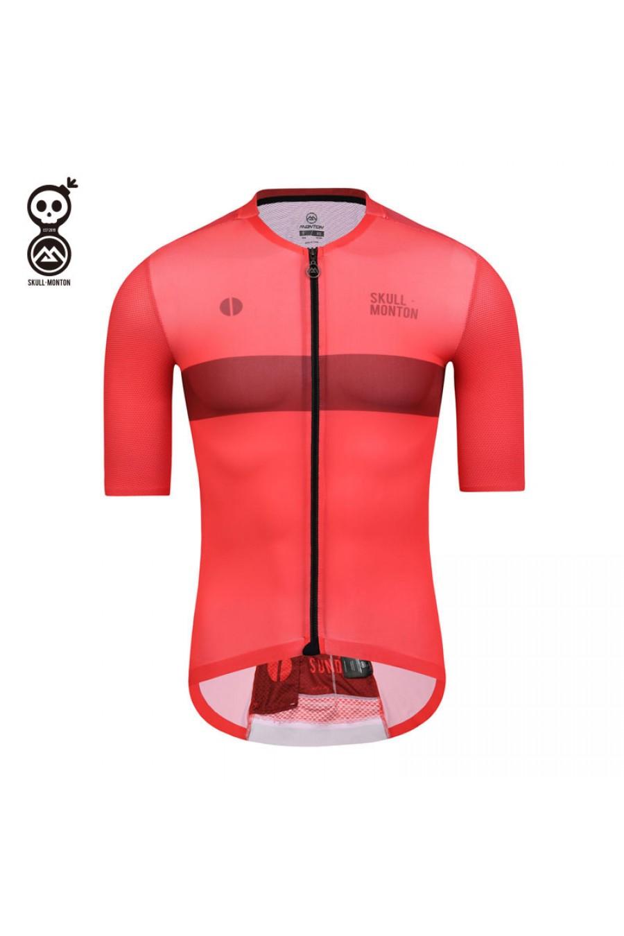 MuddyFox Men/'s Cycling Jersey Red
