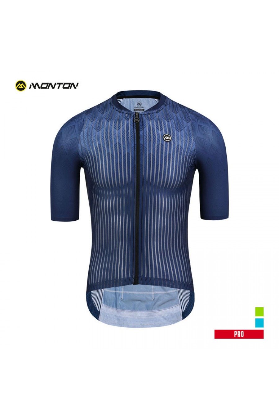 Buy Mens Short Sleeve Summer Aerodynamic Cycling Jersey Blue 680c068b1