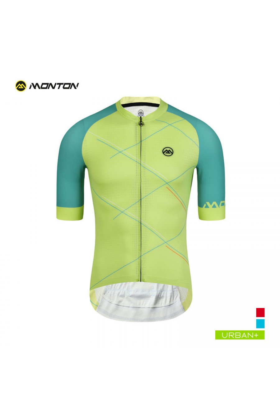 2018 shoes competitive price hot sale Buy Mens Summer Short Sleeve Yellow Cycling Jersey Online Fast Drying