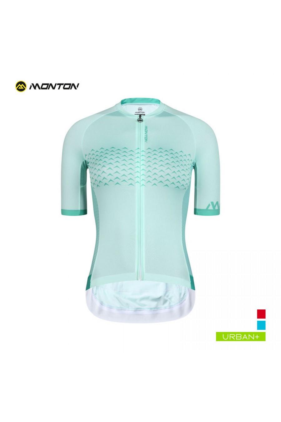 ab17690f0 Buy Women s Lightweight Short Sleeve Cycling Jersey Green Online