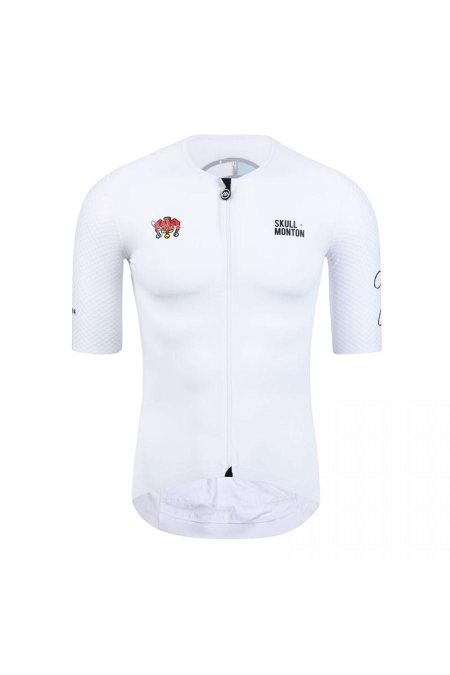 FIXGEAR mens cycling skull jersey shortsleeve top