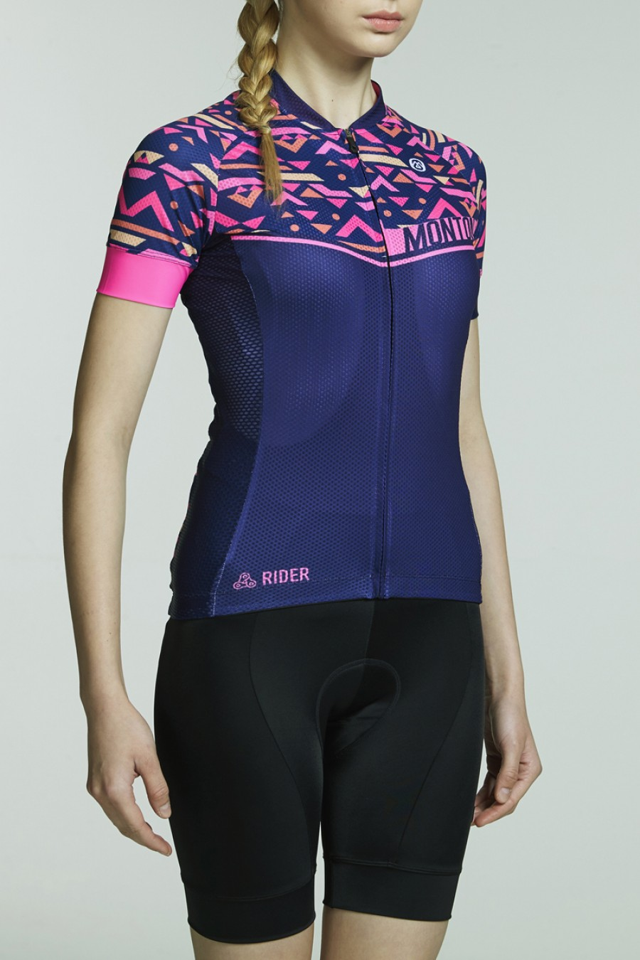 2017 unique cycling jersey women