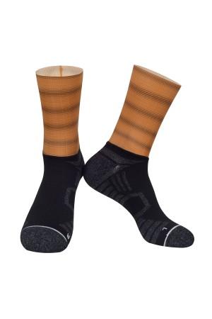 compression cycling socks