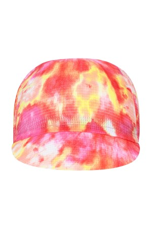 polyester cycling cap