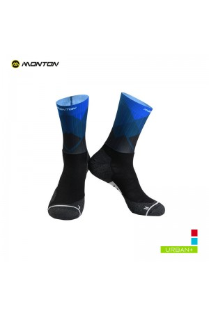 navy blue cycling socks