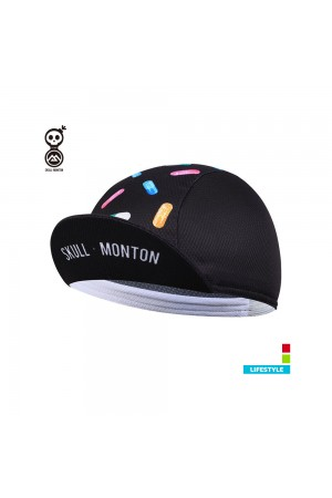 cycling cap under helmet