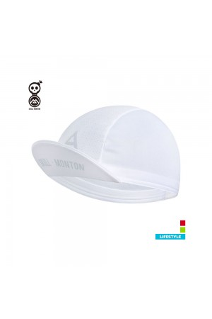 2019 Cobrand Summer Cycling Cap Wind White