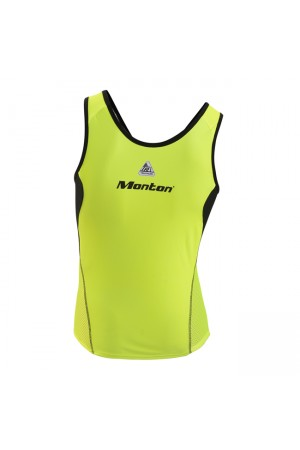 2015 Men's Triathlon Vest Suncool Fluorescent Yellow
