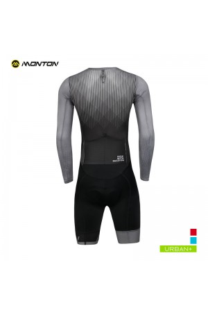 cycling skinsuit long sleeve,