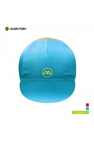 blue cycling caps