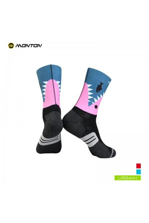 funky cycling socks