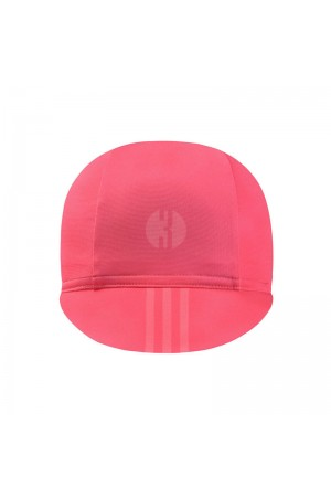 pink cycling caps