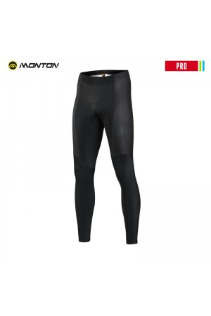 Winter cycling tights