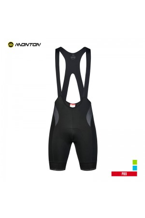 2019 PRO Mens Cycling Bib Shorts DarkNight