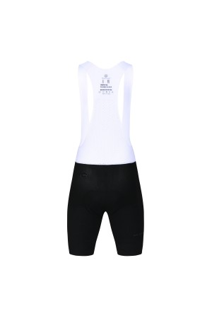black cycling bib shorts