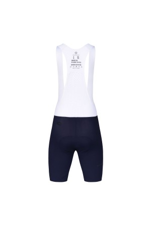 blue cycling bib shorts