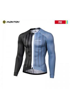 Mens long sleeve cycling tops