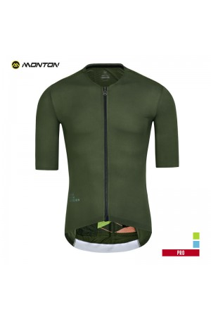 cycling jersey green