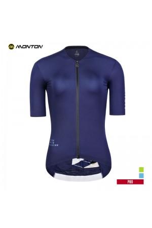 blue bike jersey