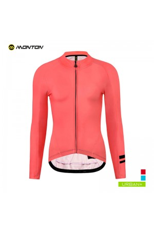 red thermal cycling tops
