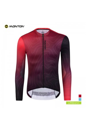 mens long sleeve cycling jerseys