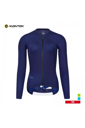 long sleeve biking jersey