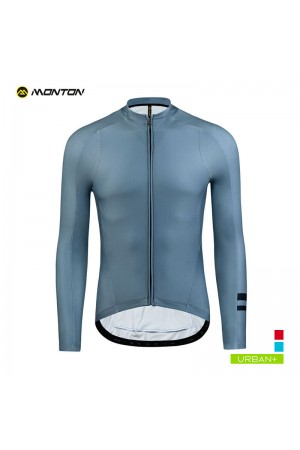 cycling thermal jersey