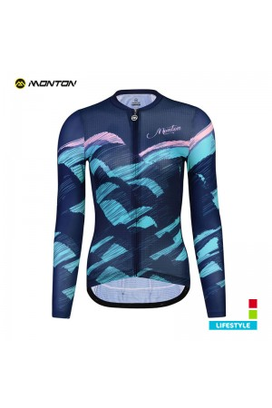 womens cycling long sleeve jerseys