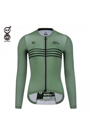 women's cycling long sleeve jersey